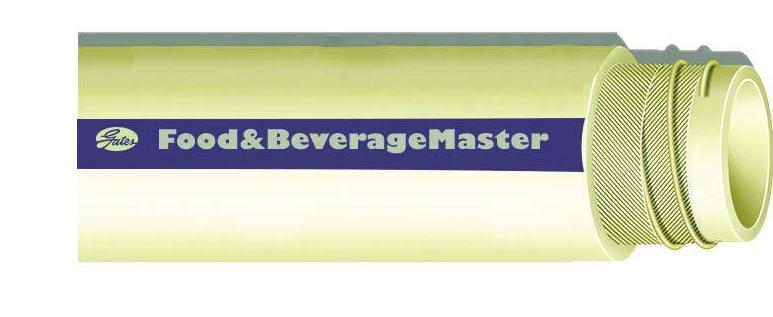 Manguera de Grado Alimenticio Food Beverage Master® | Manguera para alimentos y bebidas